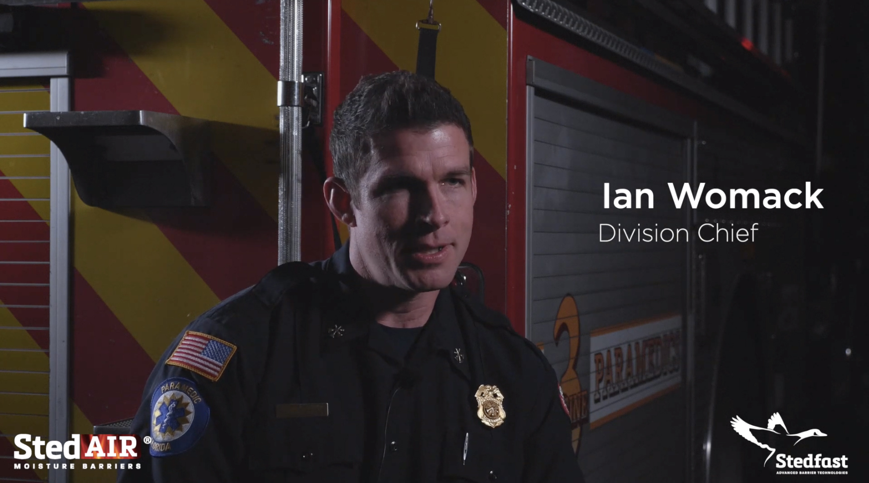 Division Chief Ian Womack shares his thoughts on technology advancements in the fire service.