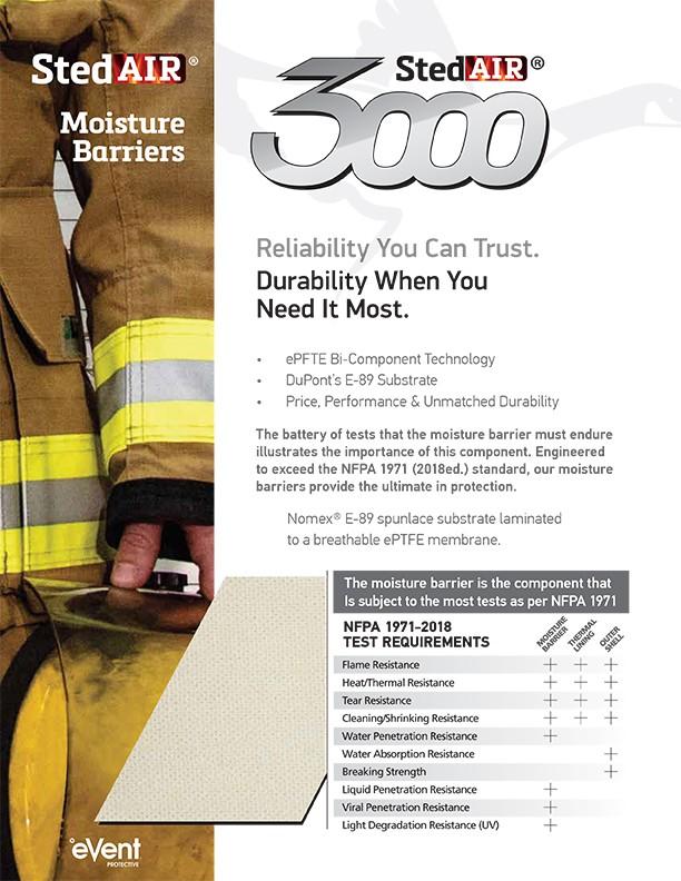 Stedair® 3000 brochure