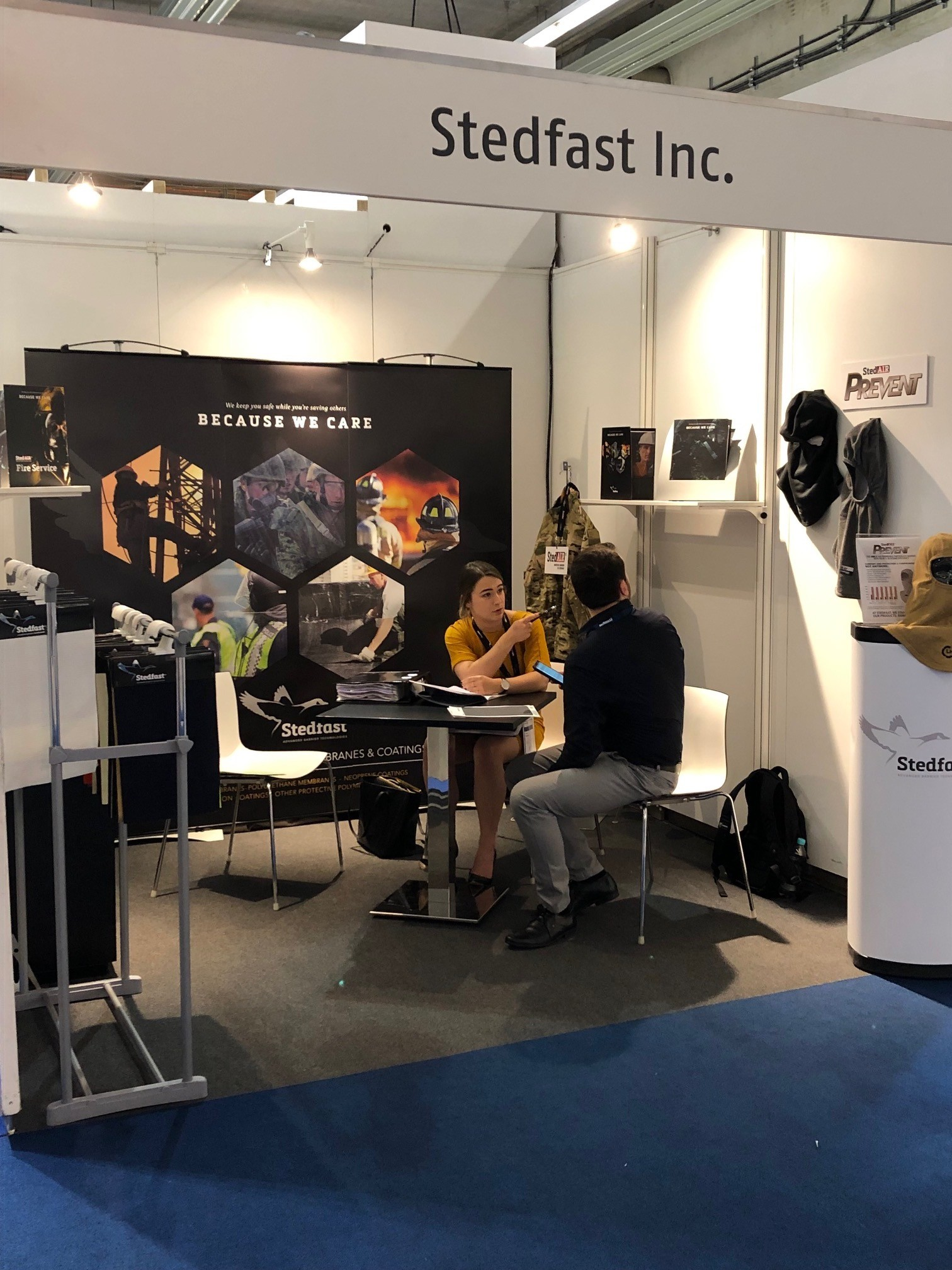 TechTextil 2019 Germany