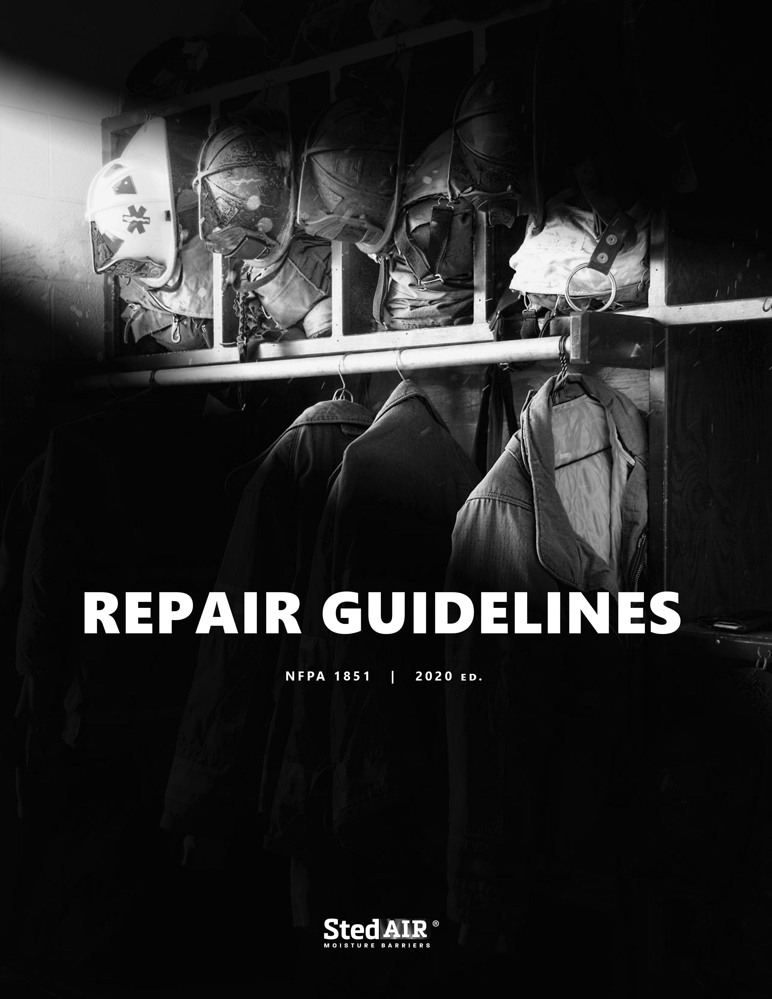 NFPA 1851 Repair Guidelines
