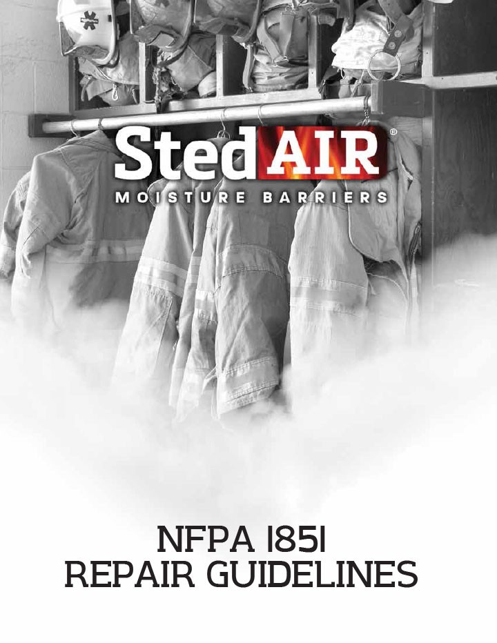 NFPA 1851 Repair Guidelines