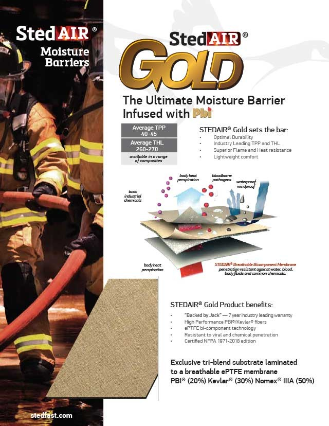 Stedair® Gold brochure