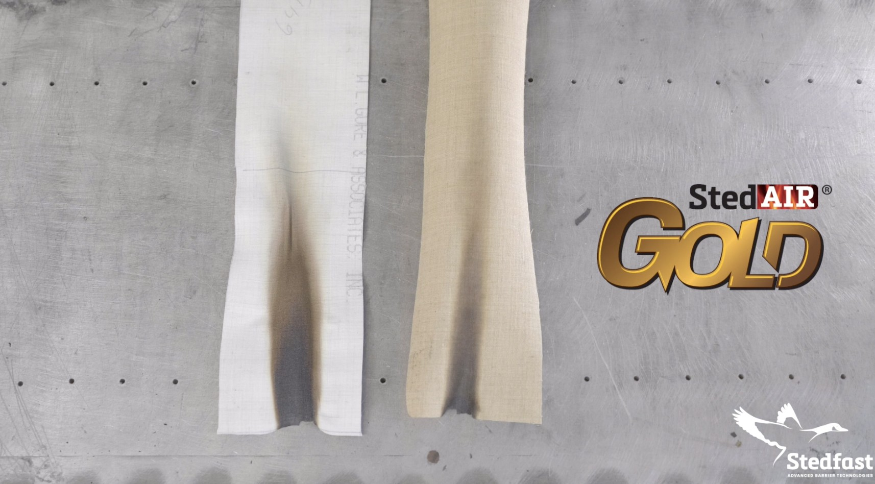 Stedair® Gold Superior Flame Protection
