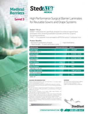 Stedair® Medical : Level 3