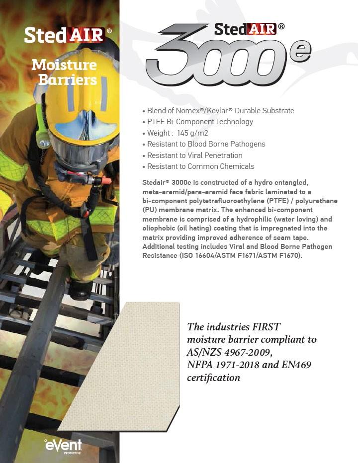 Stedair® 3000e brochure